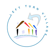 LEFT TURN VILLAGE LOGO 2020 WHITE.png