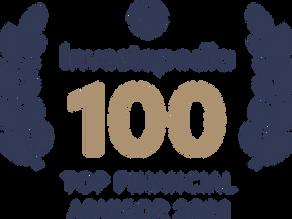 Colin Overweg, CFP® Investopedia 100 Top Financial Advisors of 2021