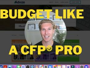 Budget Like a CFP® Pro!