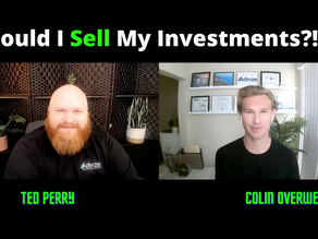 Should I Sell my Investments?! (Video)