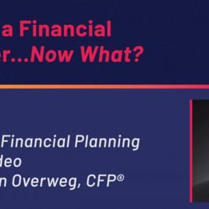Financial Planning Association Podcast Ep.223 Featuring Colin Overweg, CFP®