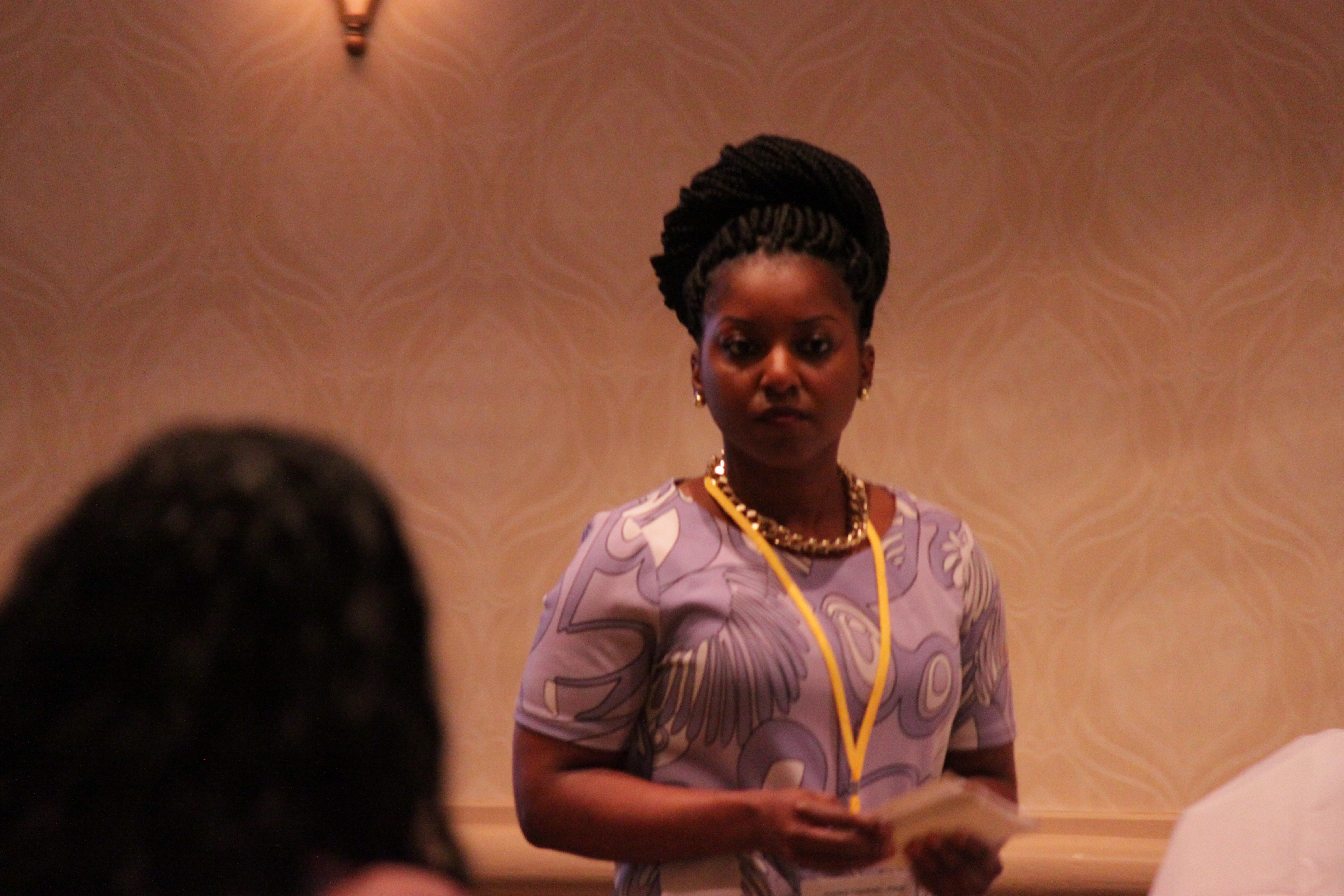 Ebony Johnson - How to be a Successful Resident Council