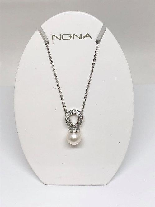 collier Nona zilver 93912
