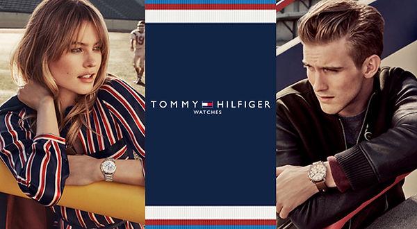 Tommy Hilfiger horloges zowel voor dames als heren.