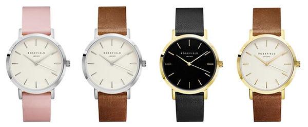 Rosefield horloges
