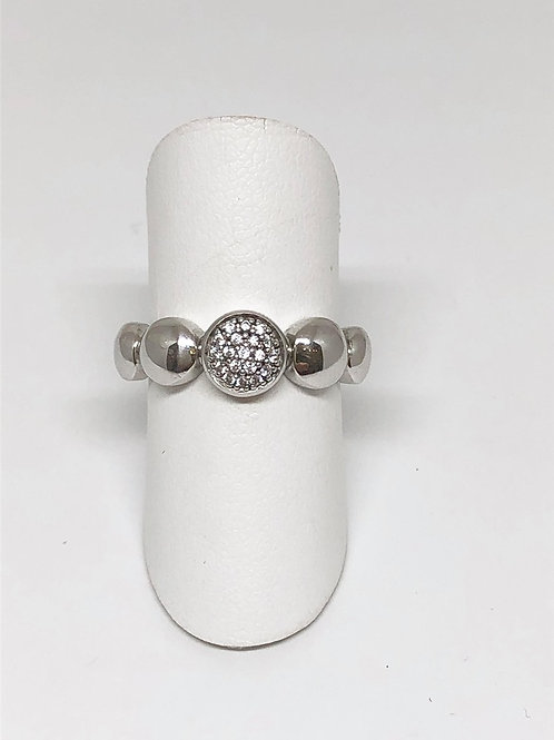 Ring Nona zilver 9363656