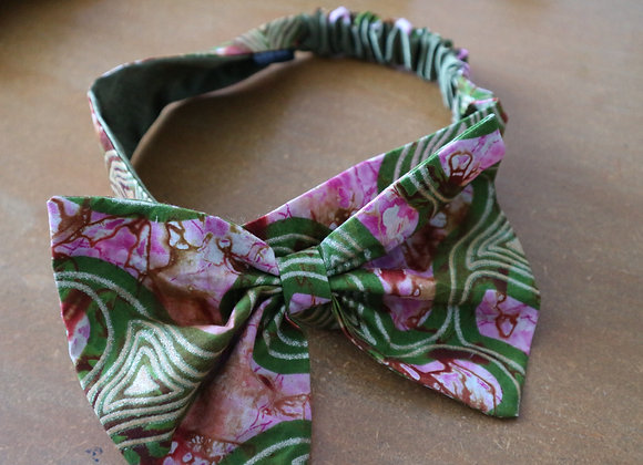 Bow Band (Tie Dye) - Ready To Wear