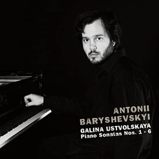 Galina Ustvolskaya: Piano Sonatas Nos. 1 - 6