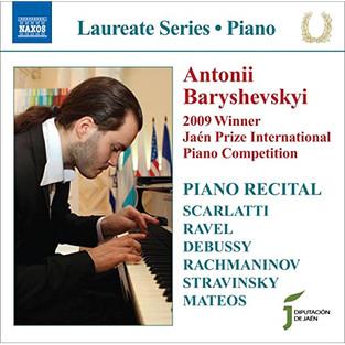 Antonii Baryshevskyi Piano Recital
