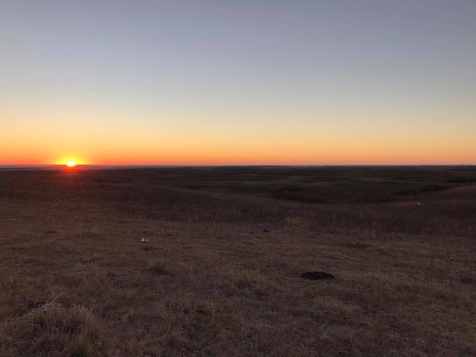 North Dakota Sunrise
