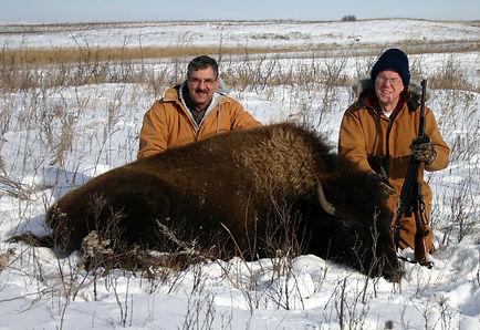 Oren Krapp - The Bison Ranch