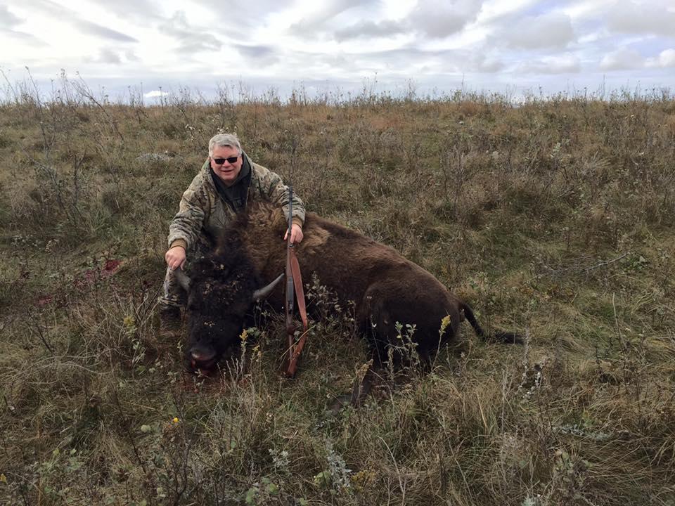 Buffalo Meat Bull
