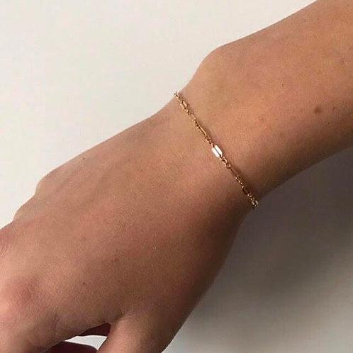 Delicate lace bracelet