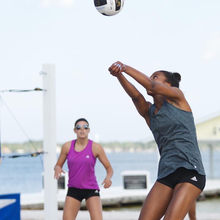 JULY 21st  4 vs 4 Beach Volleyball Tournament