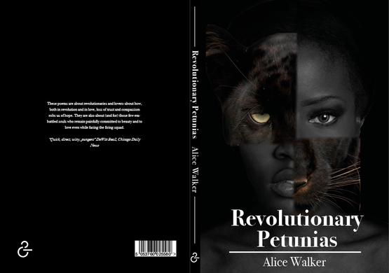 Revolutionary Petunias Poetry Book Cover