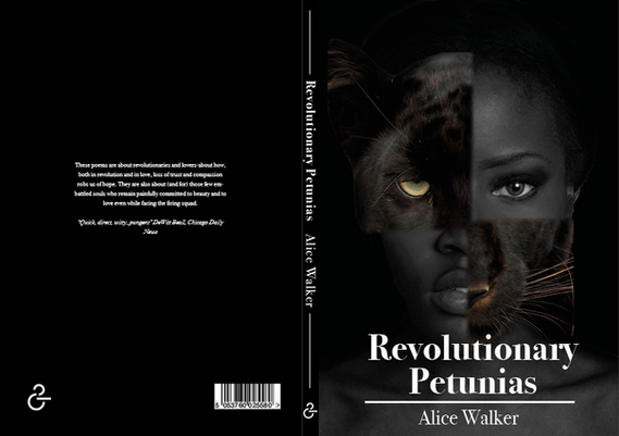 Revolutionary Petunias Poetry Book Cover