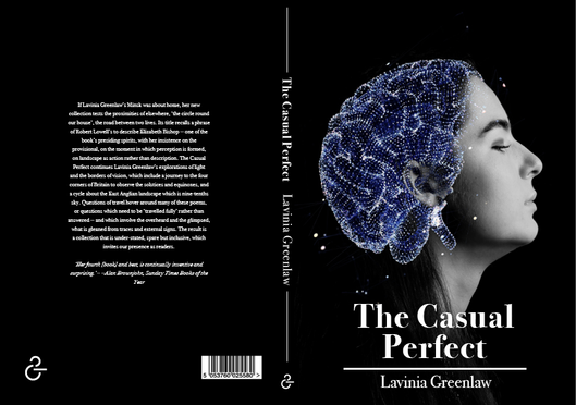 The Casual Perfect Poetry Book Cover