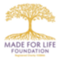 1. Made for Life Foundation Logo (With C