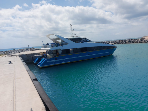 Blues and Blues selected as new ferry operator