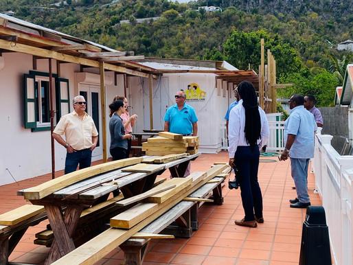 Recreational facilities, school buildings discussed at retreat
