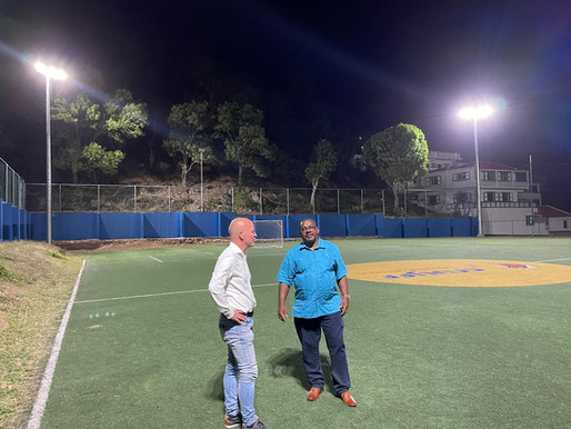 State Secretary Knops: Talks on Saba always constructive, progress visible