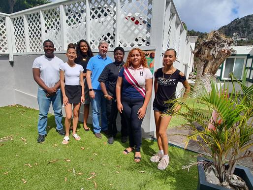 Youth Council Saba Established