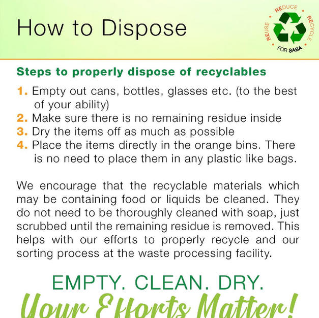 How to Dispose