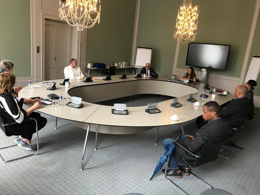 Successful visit Island Council to the Netherlands