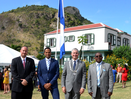 Saba prepared to assist those in need in St. Vincent