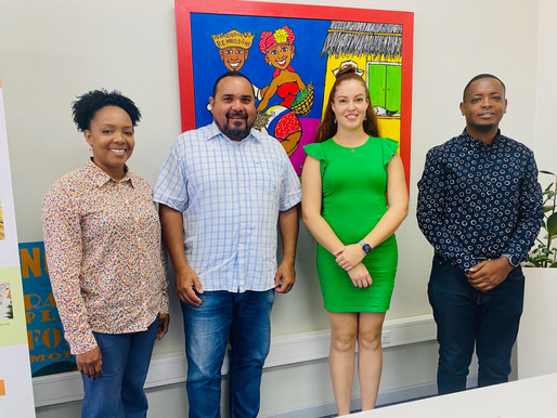 Island Council pays working visit to Bonaire