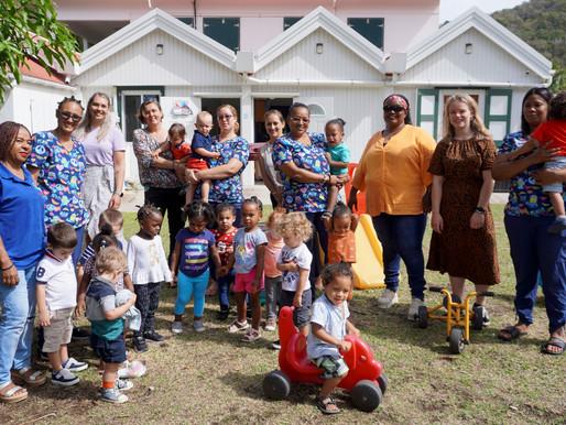 Twinning program with two Dutch childcare organizations