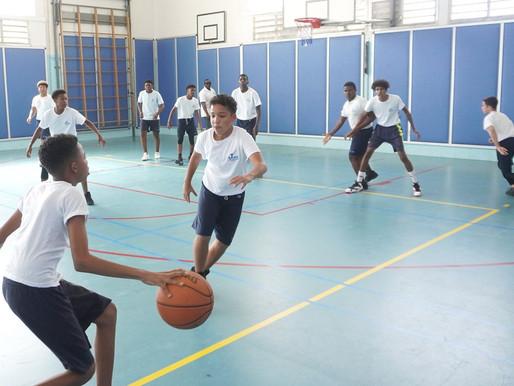 Saba offers its children lots of after-school activities