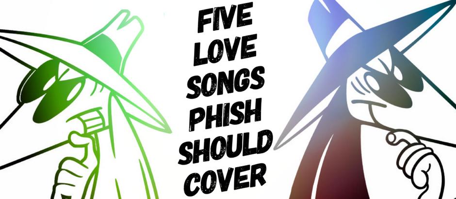Spy Vs Spy: Love Songs