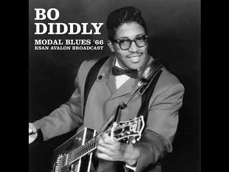 Are They A Jamband: Bo Diddley