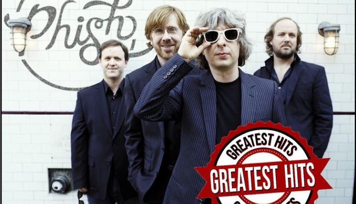 Phish Greatest Hits Album