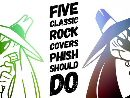 Spy vs. Spy Classic Rock Covers