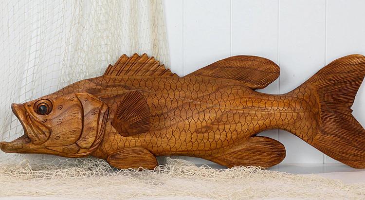 Wooden Phish