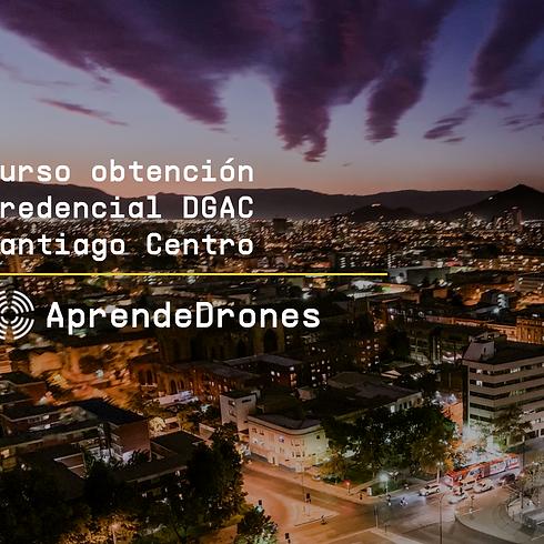 Obtención credencial DGAC Santiago Centro  9 y 10 de Septiembre