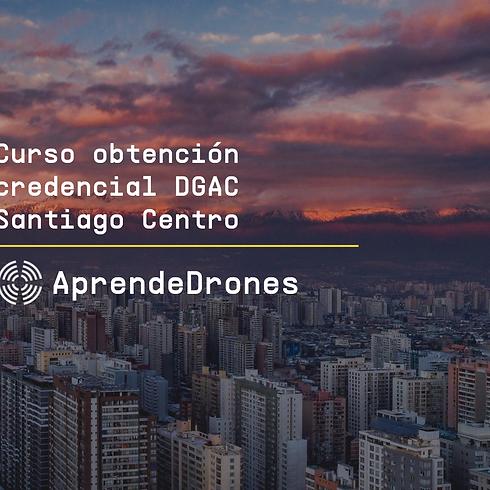 Obtención credencial DGAC Santiago Centro  26 y 27 de Agosto