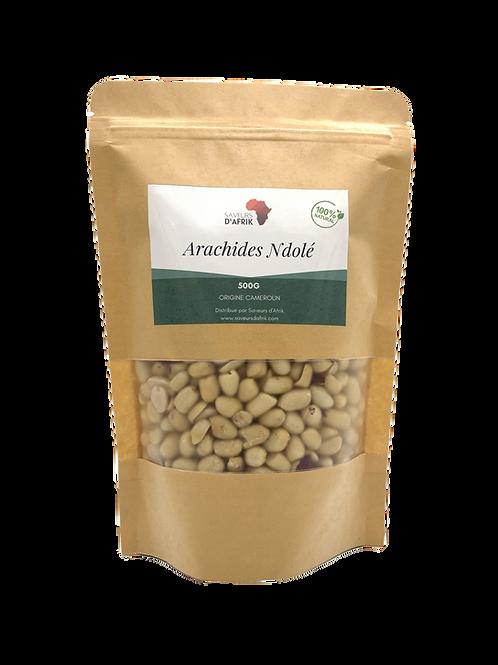Ndole peanuts seeds