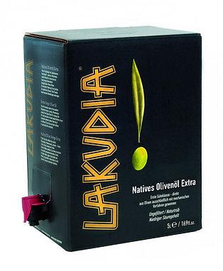 Lakudia extra natives naturreines Olivenöl Bag in Box