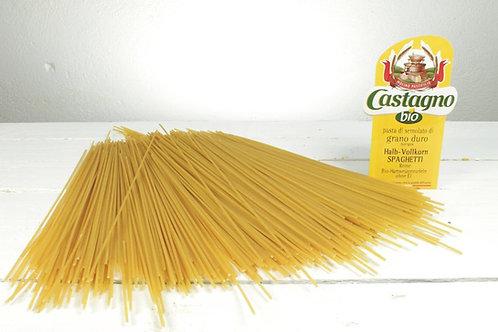 Spaghetti semolato Halbvollkorn, 500g