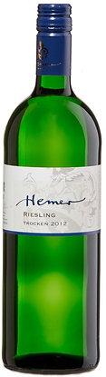 Biowein - Hemer Riesling trocken 2014, 0,25l