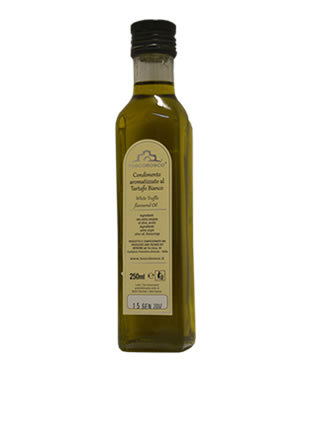 Weißes Trüffelöl, 55ml