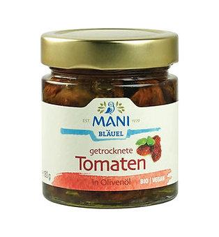 BIO Tomaten in Olivenöl, 180g