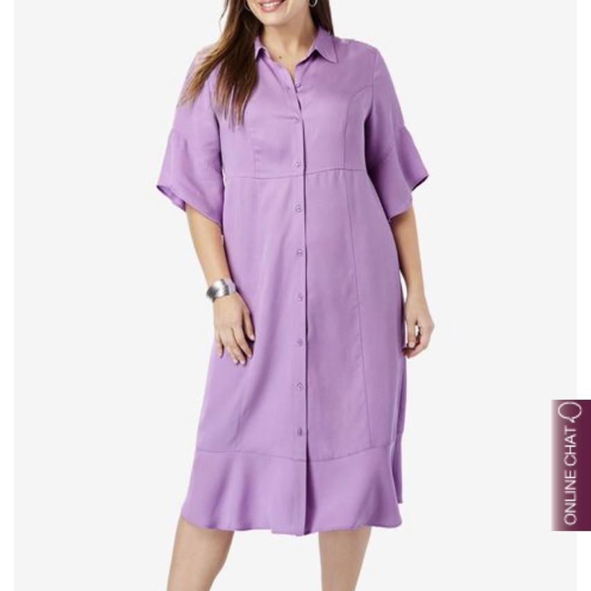 Tencel® Shirtdress