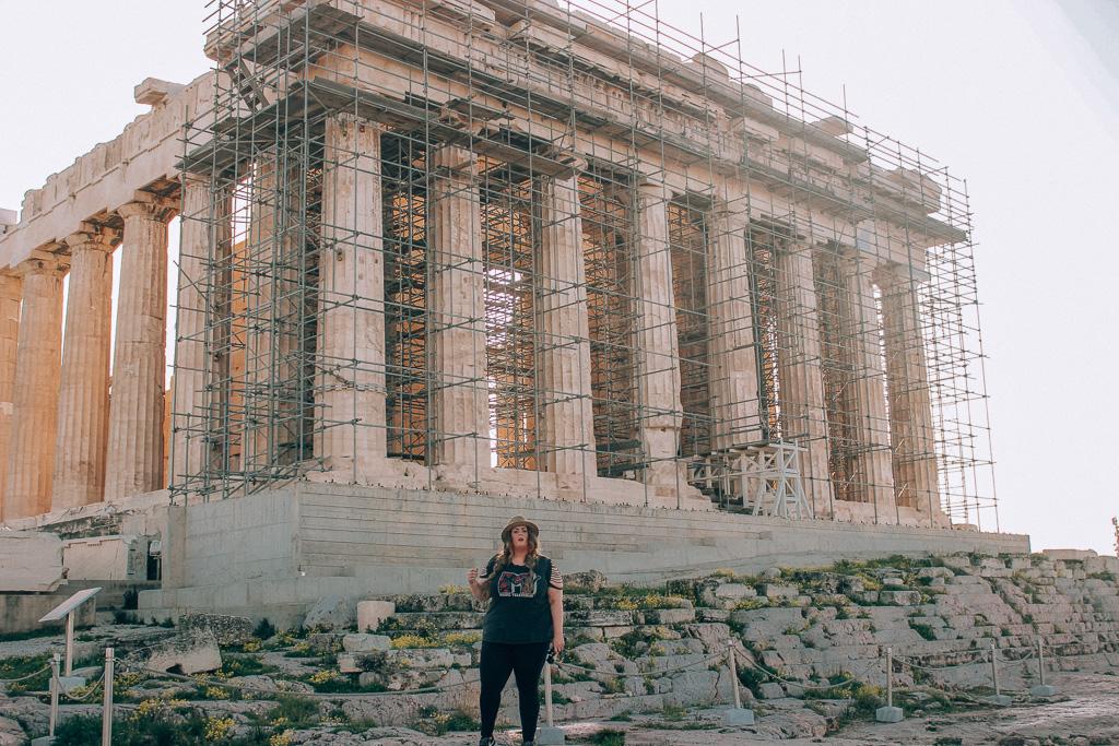 Athens Acropolis March 2018