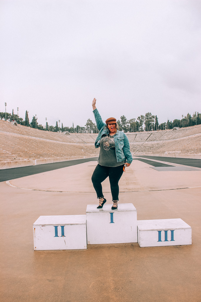 Olympic Stadium   Athens Greece