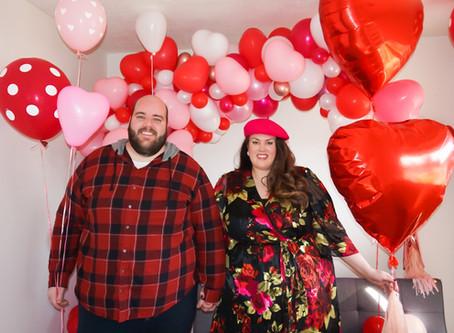Valentines and Galentines inspration