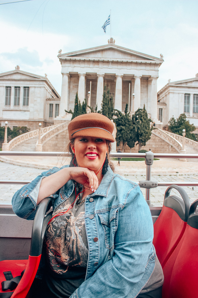 Hop On Hop Off Bus Tour